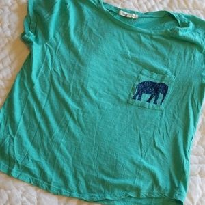 Wishful Park Elephant Top
